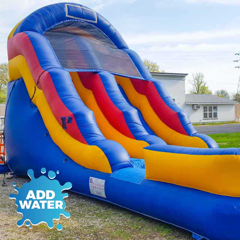 16 Foot Inflatable Slide Rental For Events Midwest Party