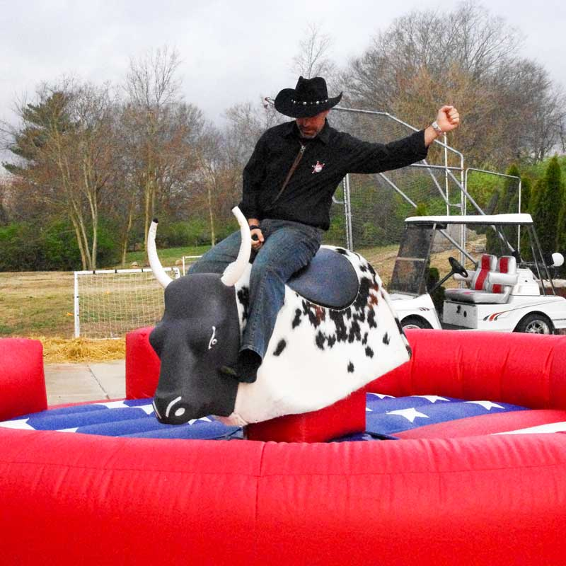 Galaxy Mechanical Bull Rental Stl Interactives Events
